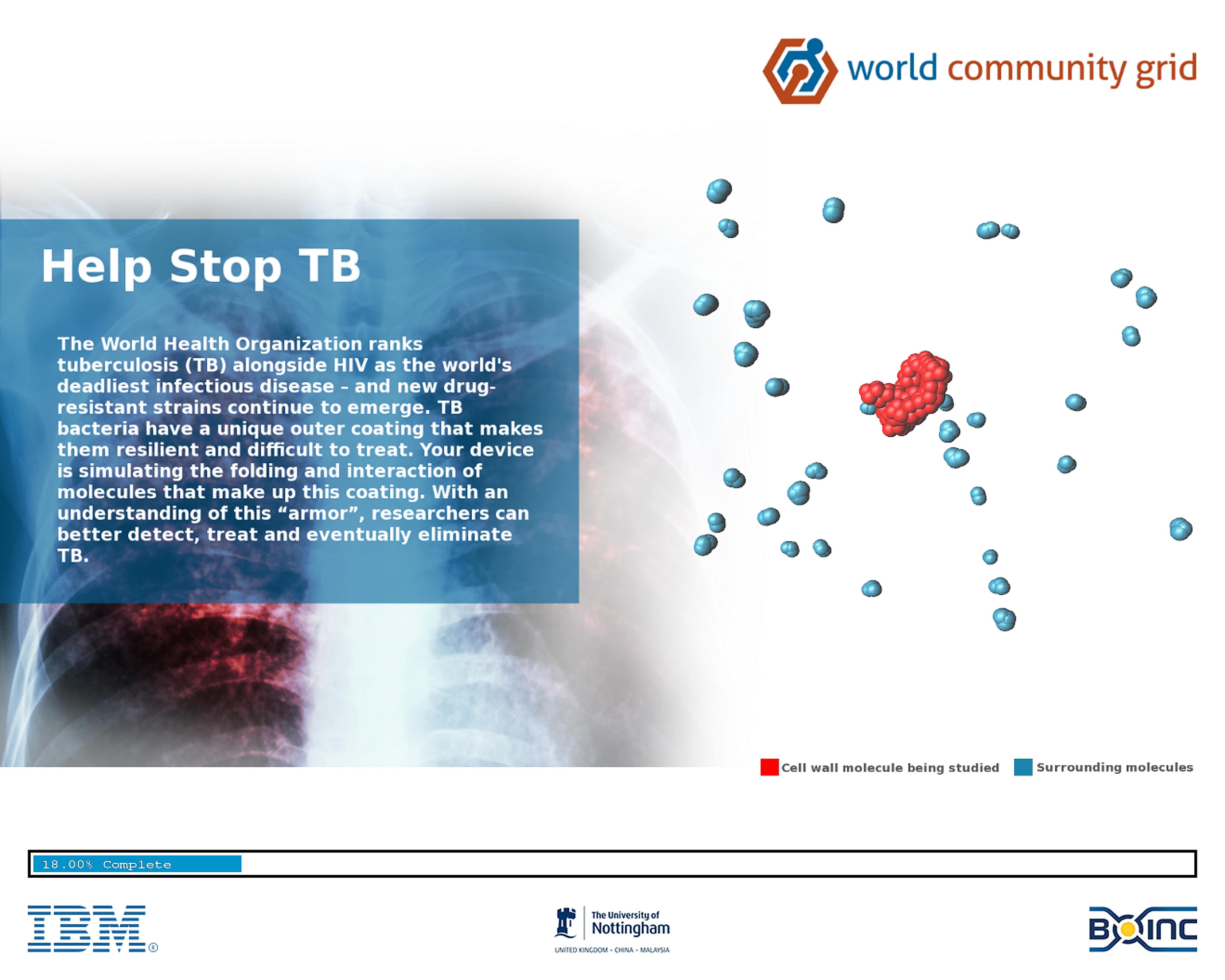 World Community Grid - Help