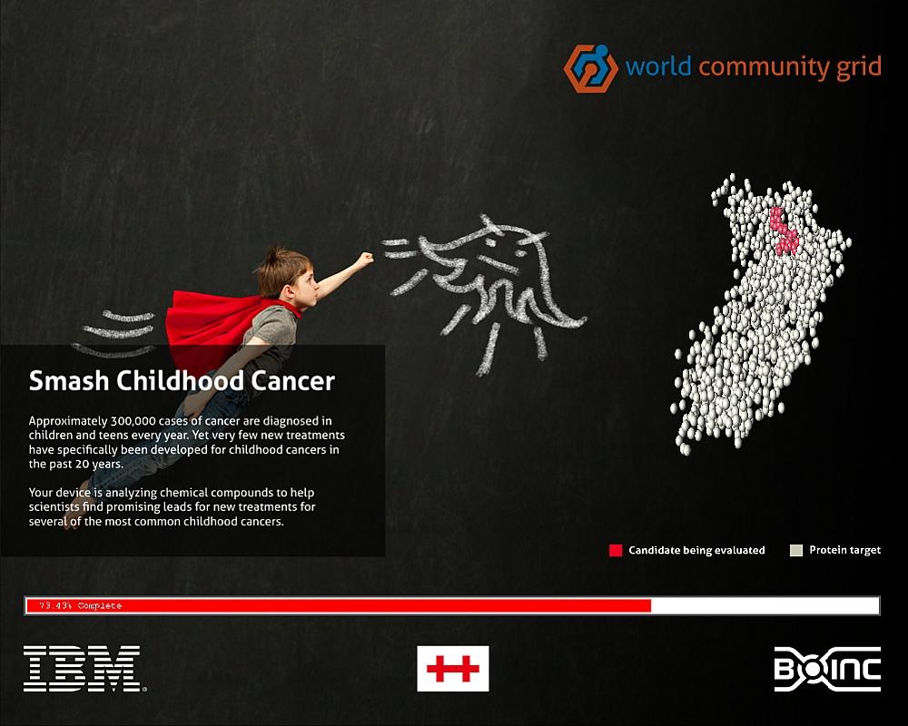 World Community Grid - Ayuda